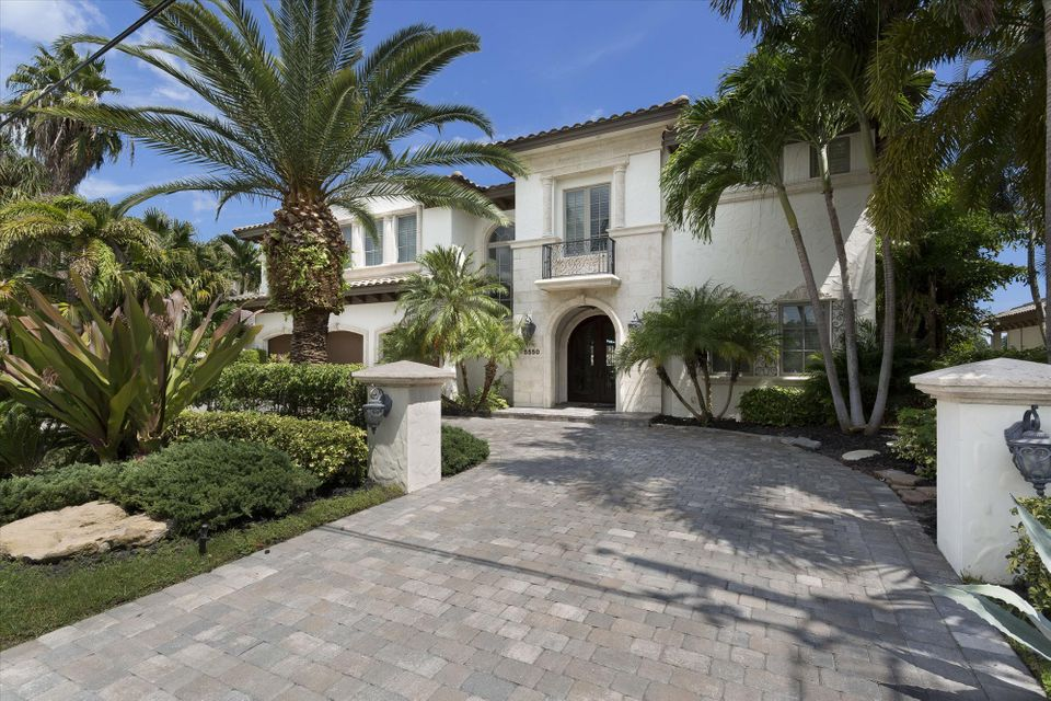 Additional photo for property listing at 5550 Coastal Drive  Boca Raton, Florida 33487 Vereinigte Staaten