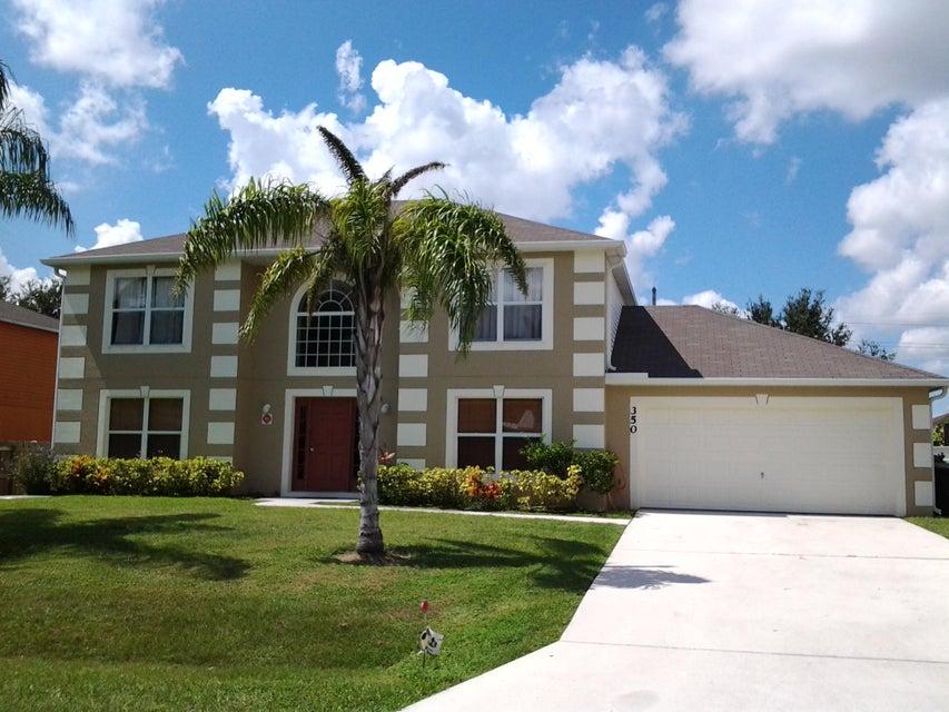 350 NW Biltmore Street, Port Saint Lucie, FL 34983