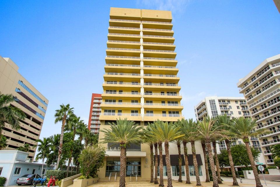 合作社 / 公寓 为 销售 在 1551 N Flagler Drive 1551 N Flagler Drive 西棕榈滩, 佛罗里达州 33401 美国