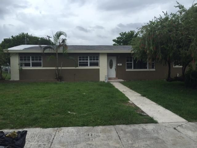 Home for sale in Winward Ests  Sec 1 Miami Gardens Florida