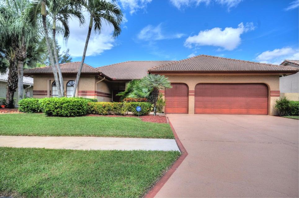 Einfamilienhaus für Verkauf beim 10159 Canoe Brook Circle 10159 Canoe Brook Circle Boca Raton, Florida 33498 Vereinigte Staaten