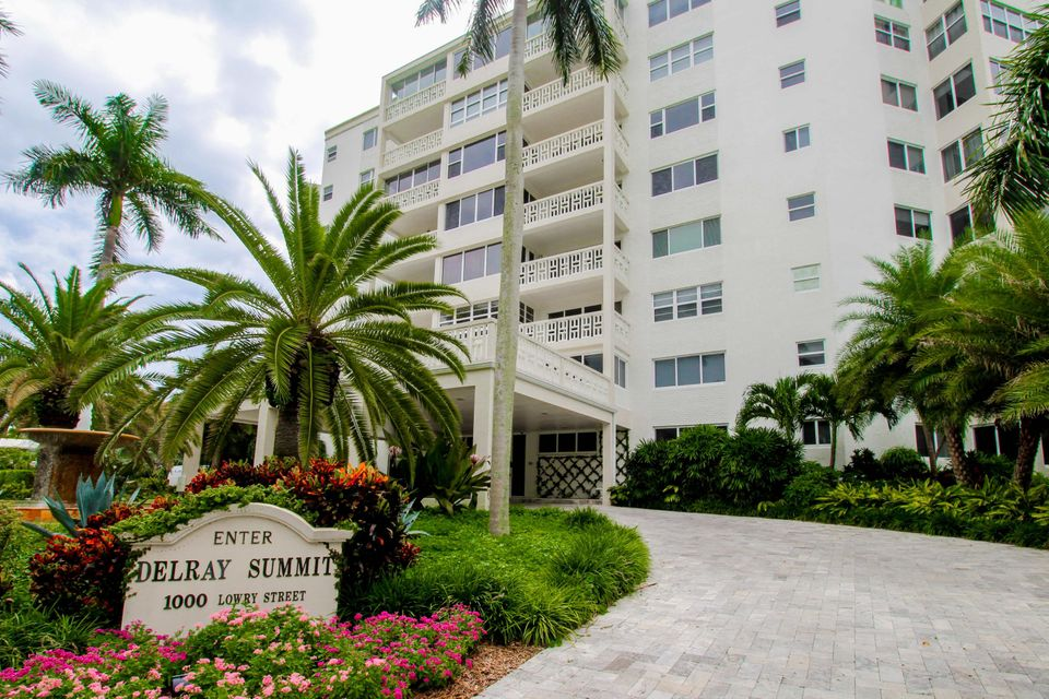 Co-op / Condo for Sale at 1000 Lowry Street 1000 Lowry Street Delray Beach, Florida 33483 United States