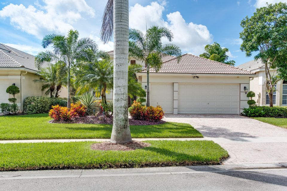 Home for sale in Wycliffe Country Club Wellington Florida