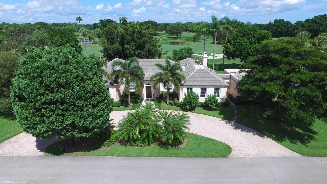 51 Country Rd S, Village Of Golf, FL 33436