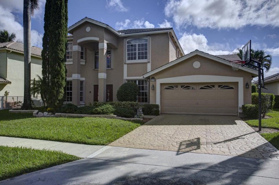 Home for sale in Lexington Estates Boca Raton Florida