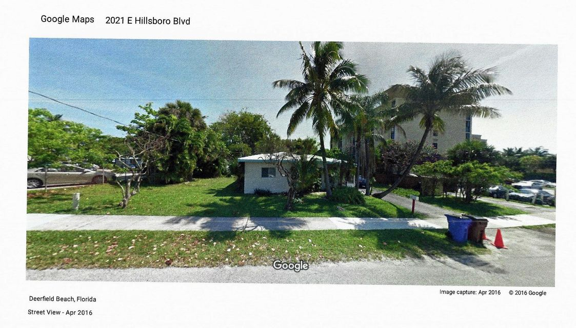 Commercial / Industrial for Sale at 2040 E Hillsboro Boulevard Deerfield Beach, Florida 33441 United States
