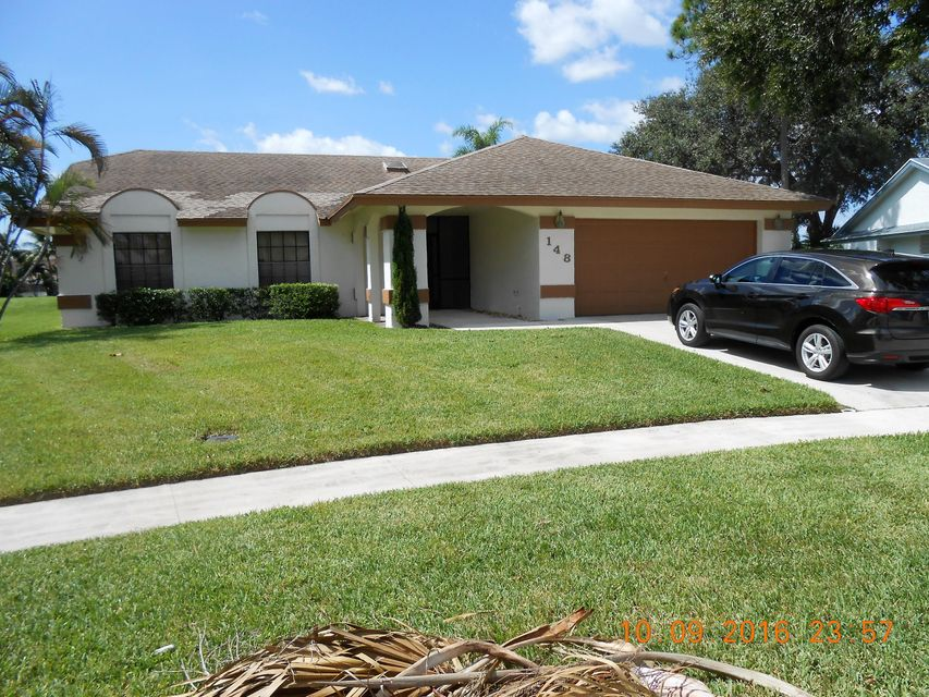 148 Parkwood Drive  Royal Palm Beach, FL 33411