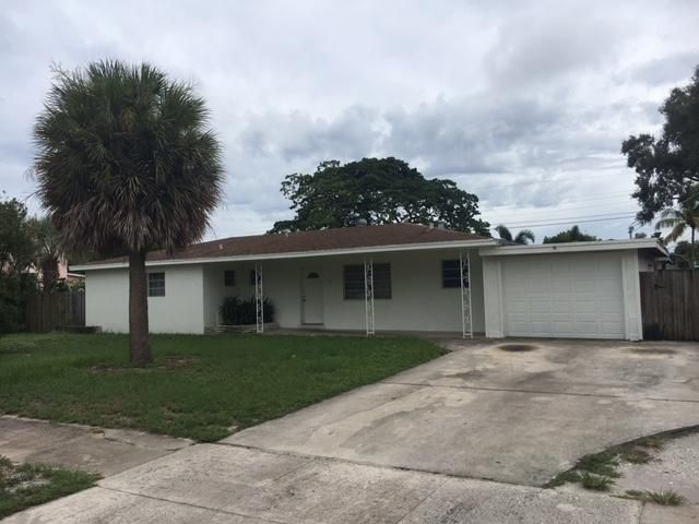 544 Evergreen Drive, Lake Park, FL 33403