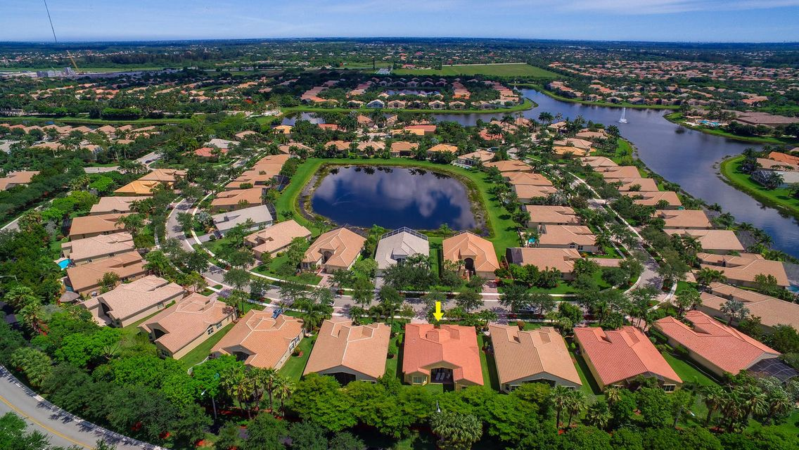 Additional photo for property listing at 8695 Tierra Lago Cove  Lake Worth, Florida 33467 États-Unis