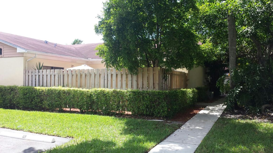 Home for sale in Westchester Townhouses West Palm Beach Florida