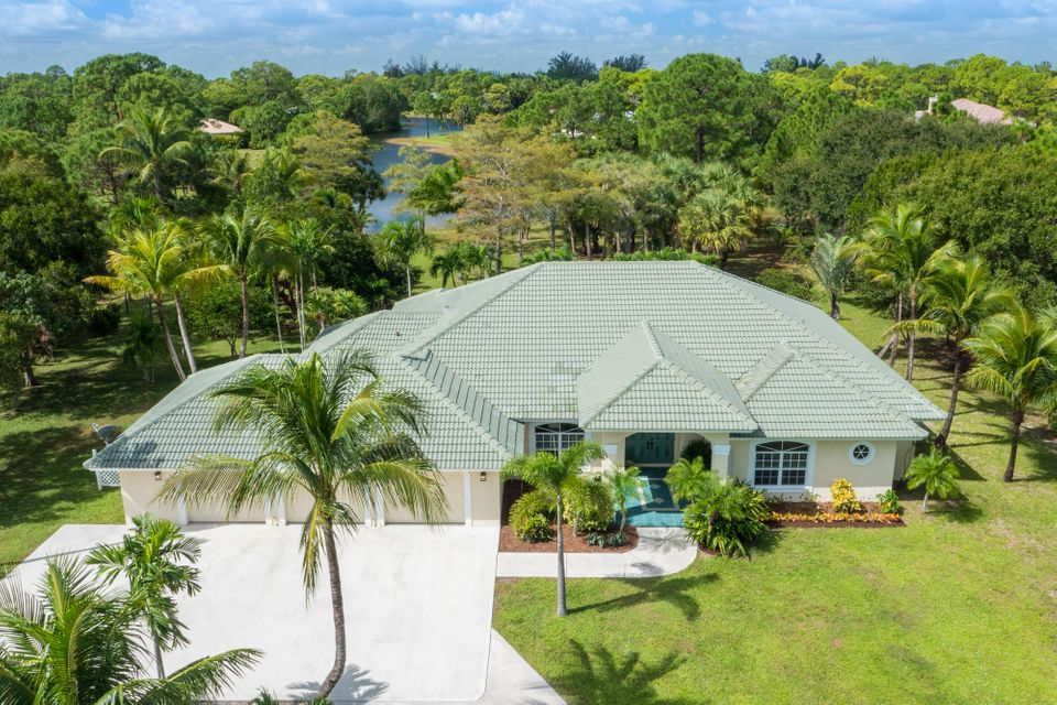 Home for sale in Estates Of Pioneer Lakes West Palm Beach Florida