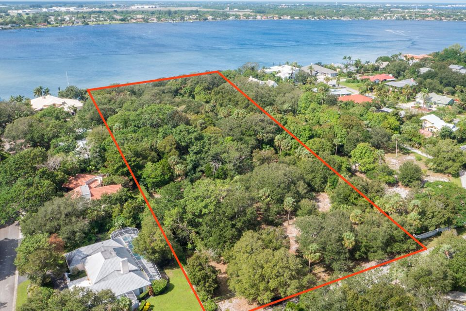 Land for Sale at 114 S River Road 114 S River Road Sewalls Point, Florida 34996 United States