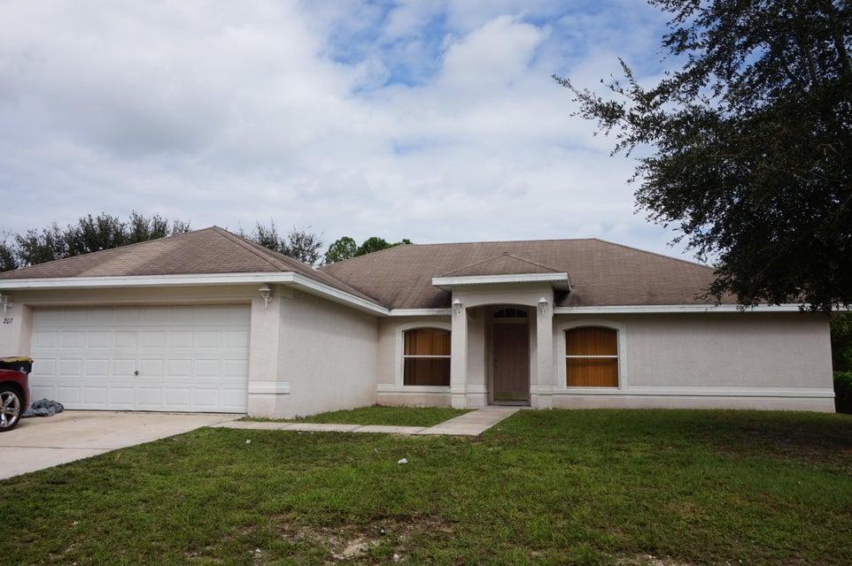 207 Heritage Street SW, Palm Bay, FL 32908