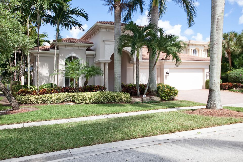 MIZNER COUNTRY CLUB home 16271 Andalucia Lane Delray Beach FL 33446
