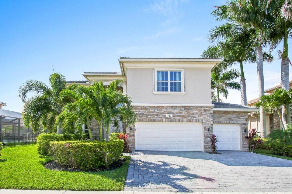 767 Edgebrook Lane  West Palm Beach, FL 33411