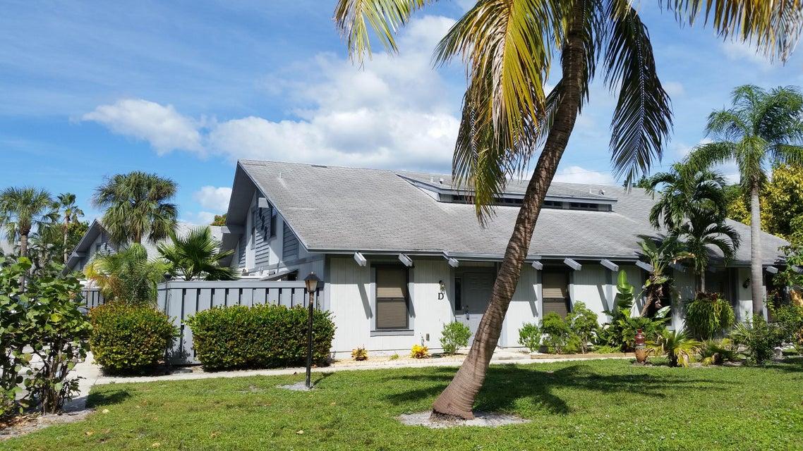 Home for sale in Cypress Villas Tequesta Florida