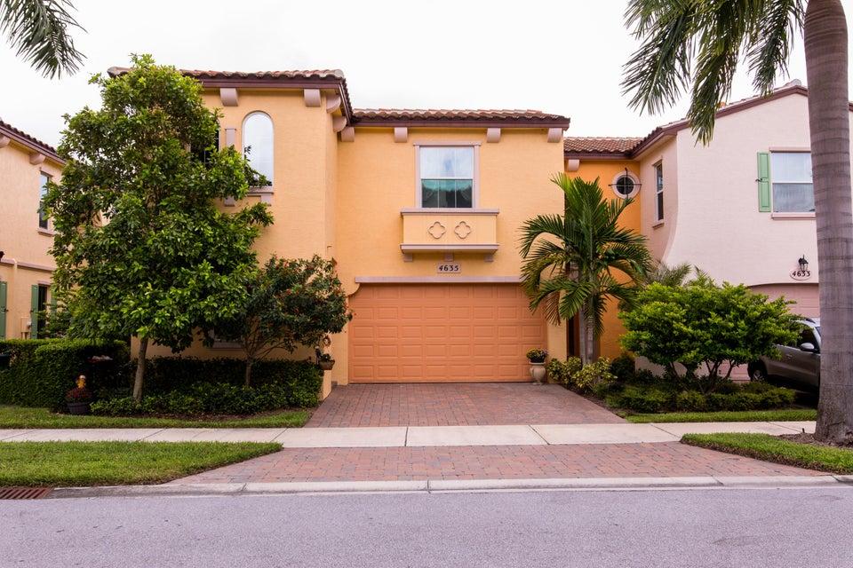 4635 Mediterranean Circle Palm Beach Gardens Florida