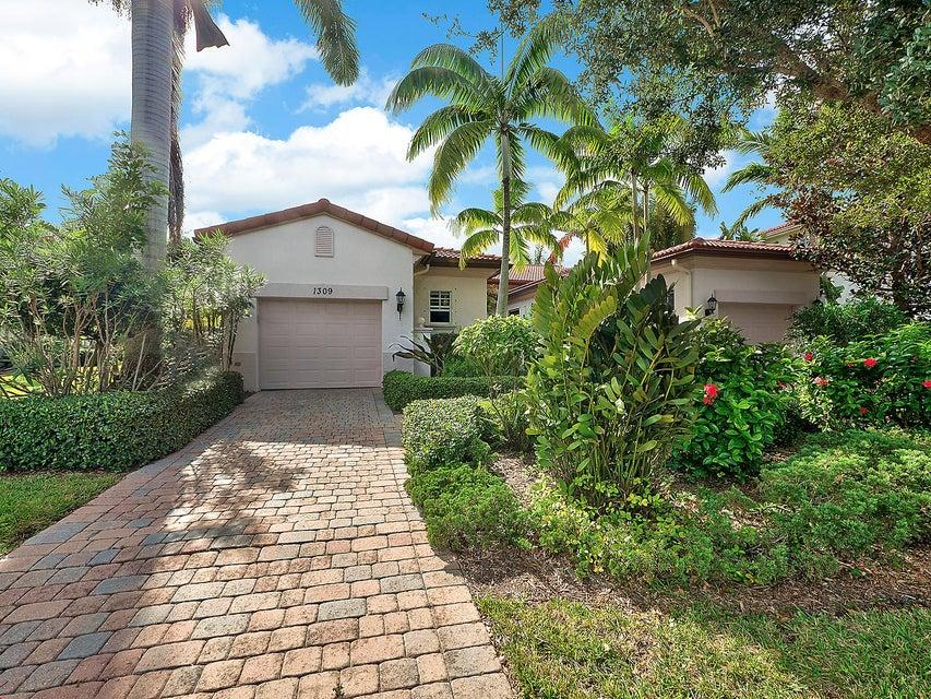 1309 Sonoma Court Palm Beach Gardens Fl 33410 Rx 10278506 In Evergrene