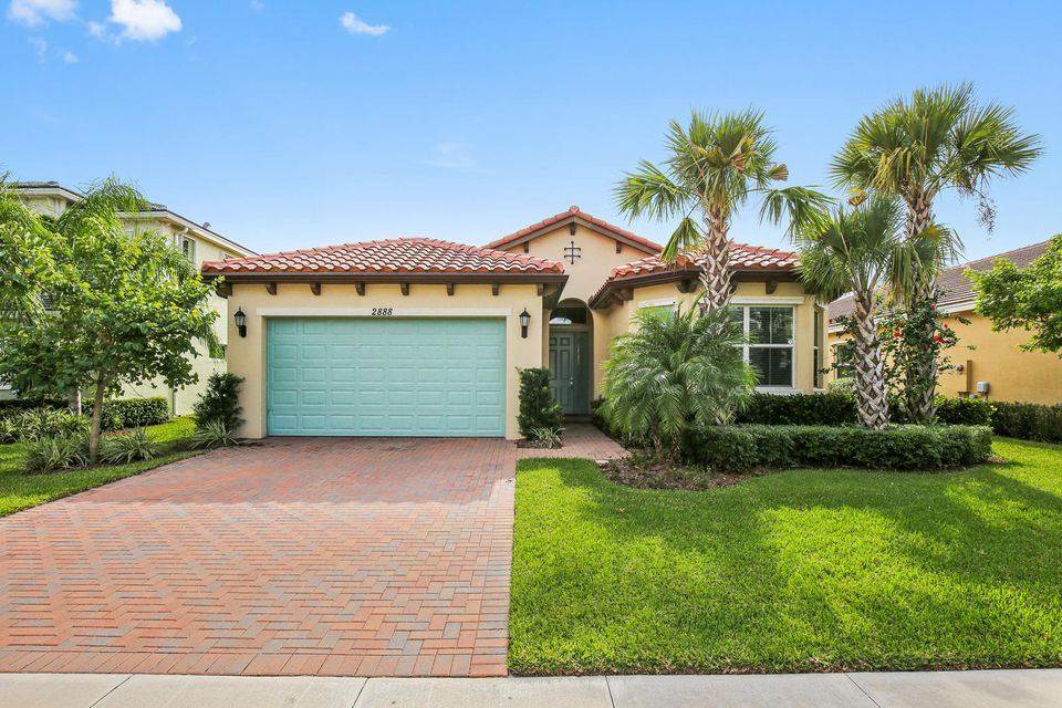 2888 Bellarosa Circle  Royal Palm Beach, FL 33411