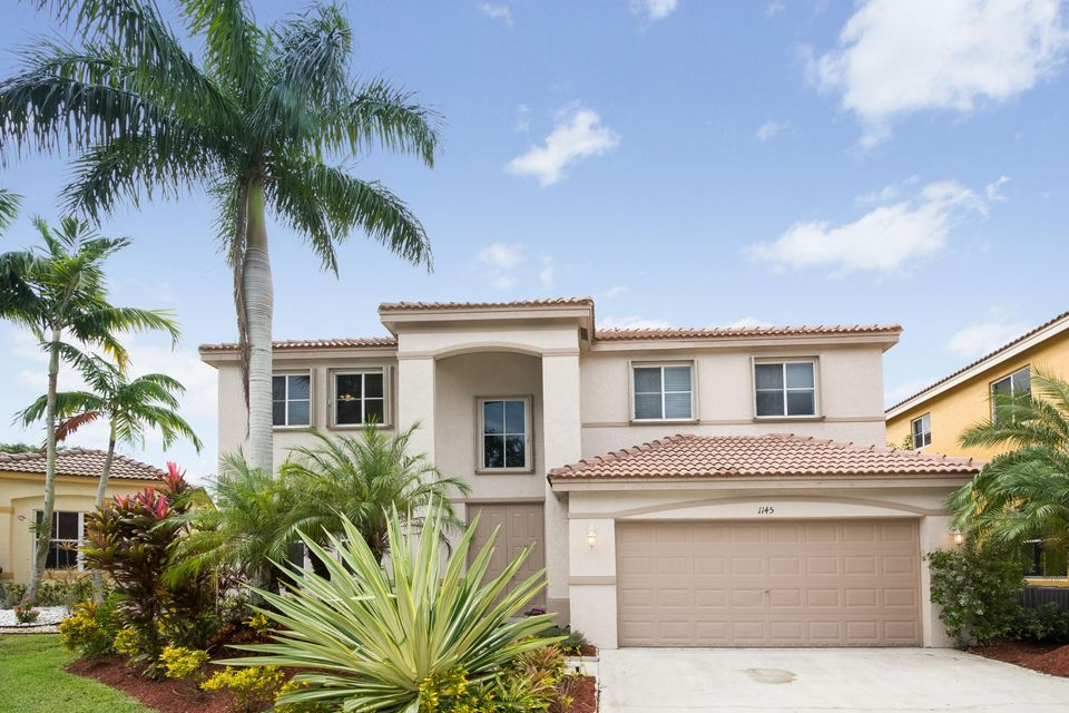 1145 Lavender Circle, Weston, FL 33327