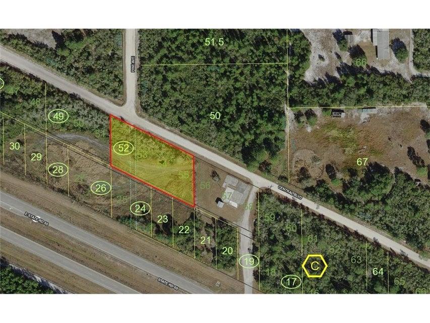 Tbd Lot 52 Central Boulevard, Okeechobee, FL 34972