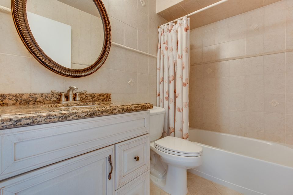 Guest Bathroom Sand Dollar