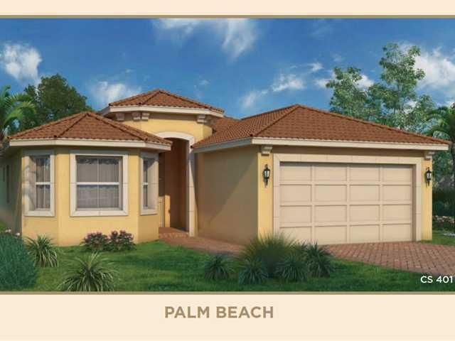 2815 Bellarosa Circle  Royal Palm Beach, FL 33411