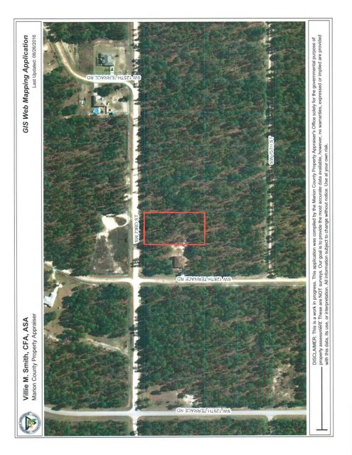 Land for Sale at SW 73 Street SW 73 Street Ocala, Florida 34481 United States