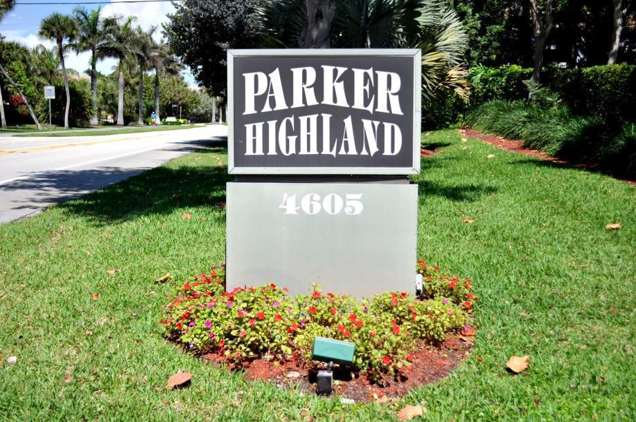 PARKER HIGHLAND HOMES