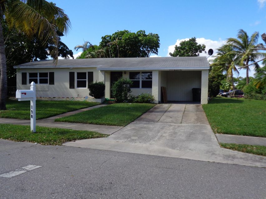 House for Sale at 1902 NE 3rd Avenue Delray Beach, Florida 33444 United States