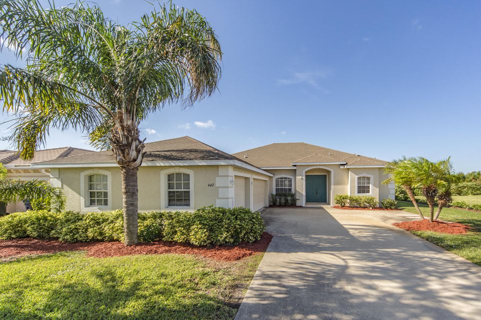 442 NW Sun Flower Place, Jensen Beach, FL 34957