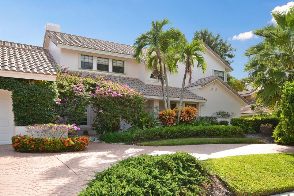 Single Family Home for Sale at 3160 Canterbury Drive 3160 Canterbury Drive Boca Raton, Florida 33434 United States