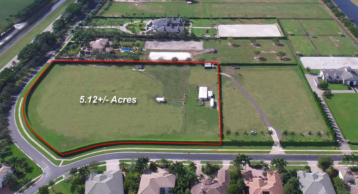 Agricultural Land for Sale at 12963 Via Christina 12963 Via Christina Wellington, Florida 33414 United States