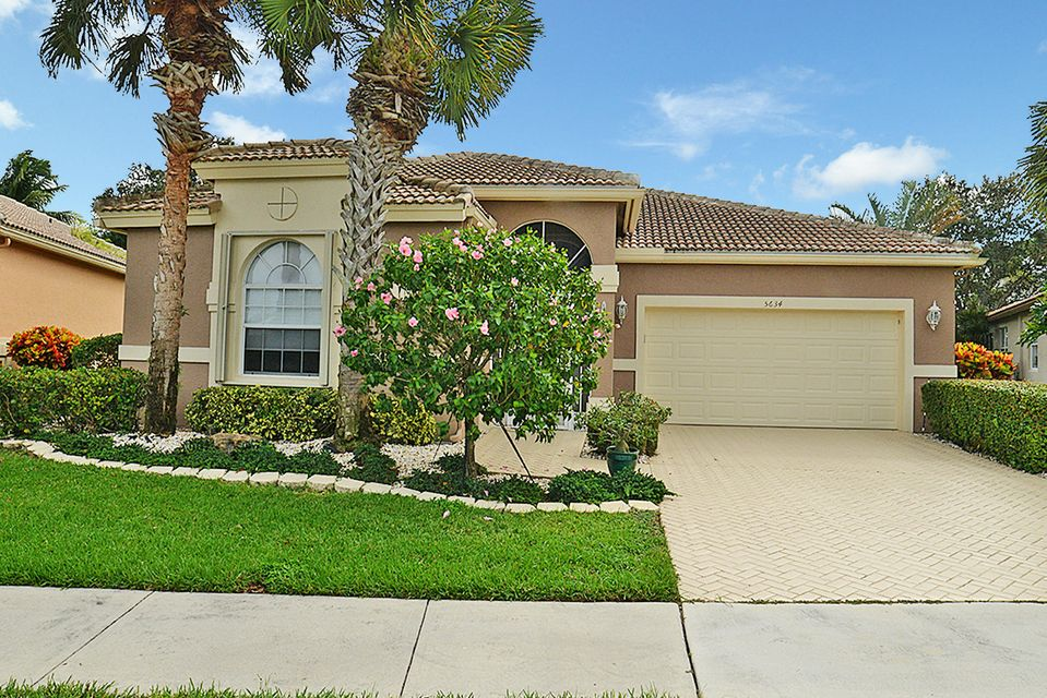 5634 Swaying Palm Lane, Boynton Beach, FL 33437