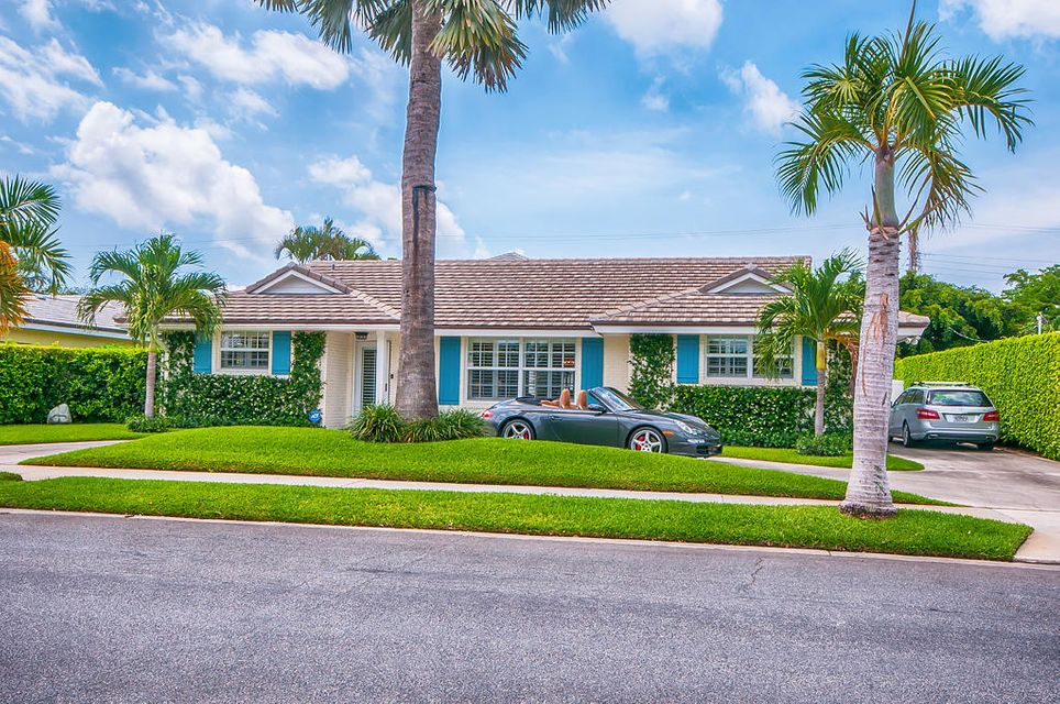 Home for sale in WORTH COURT WPB 1ST ADD IN West Palm Beach Florida