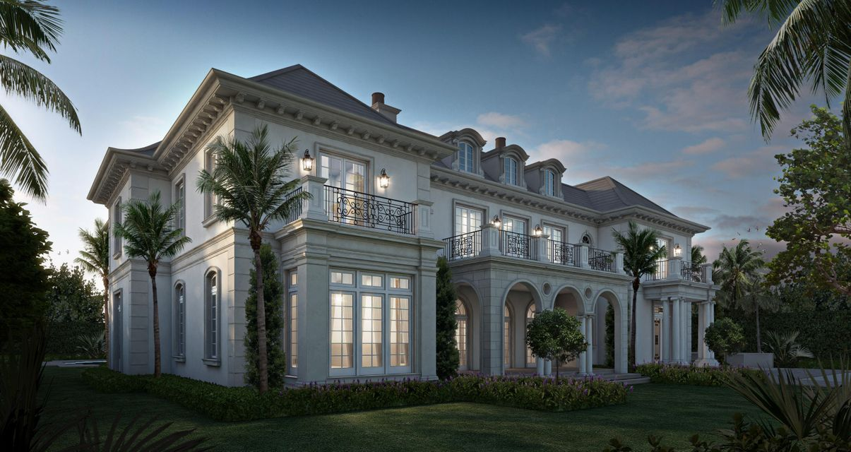 New Home for sale at 530 Ocean Boulevard in Palm Beach