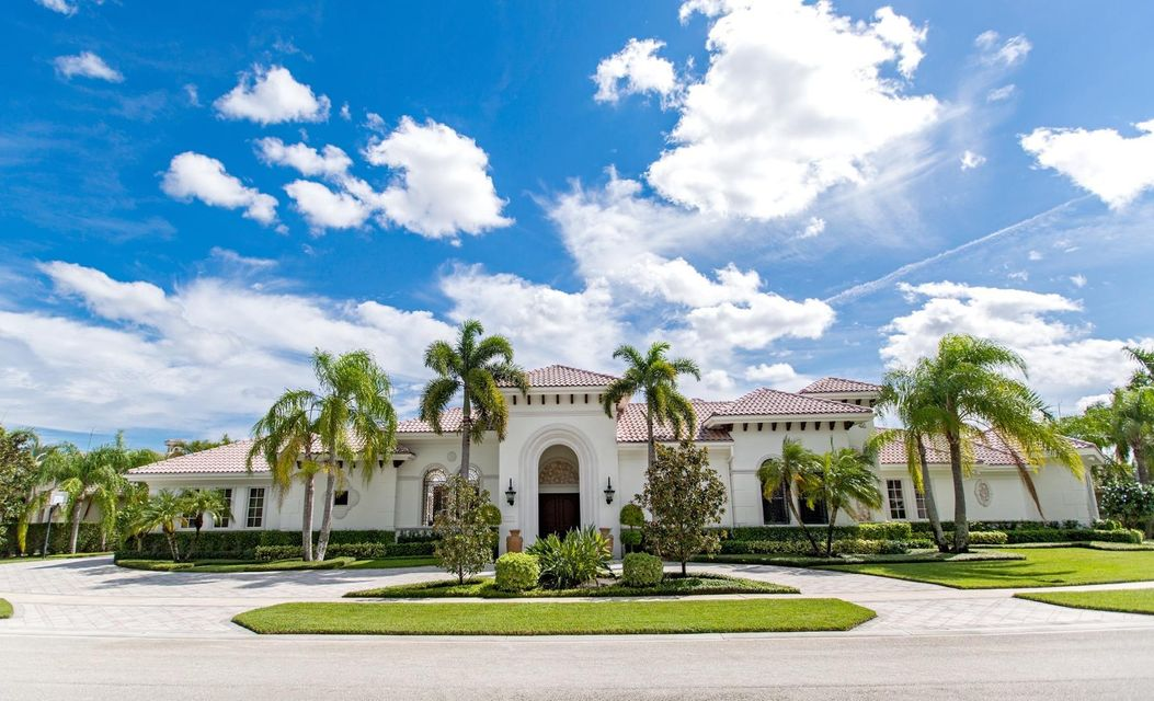 THE POLO CLUB OF BOCA RATON REAL ESTATE