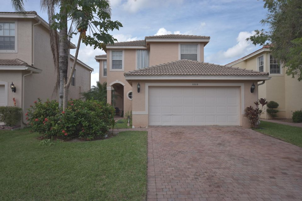 5209 Rising Comet Lane, Lake Worth, FL 33463