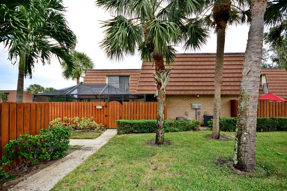 Townhouse for Rent at 2915 29th Court 2915 29th Court Jupiter, Florida 33477 United States