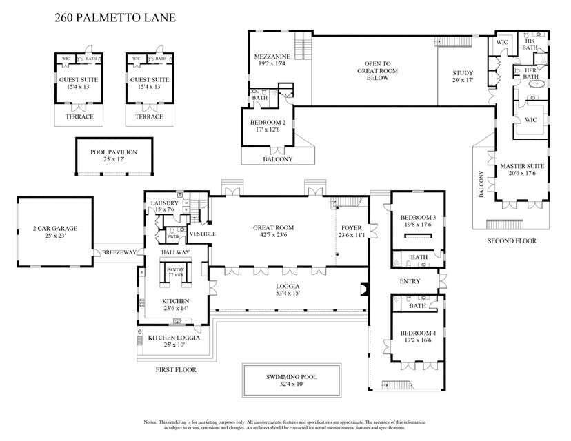 Additional photo for property listing at 260 Palmetto Lane 260 Palmetto Lane 西棕榈滩, 佛罗里达州 33405 美国