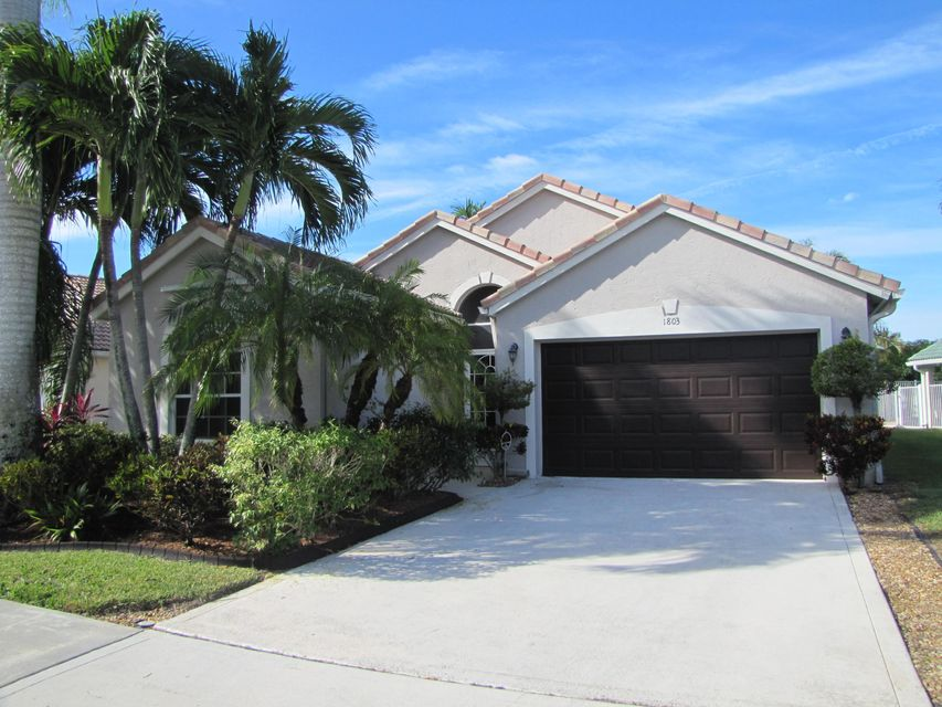 Home for sale in WELLINGTONS EDGE PAR 77 PH 1 Wellington Florida