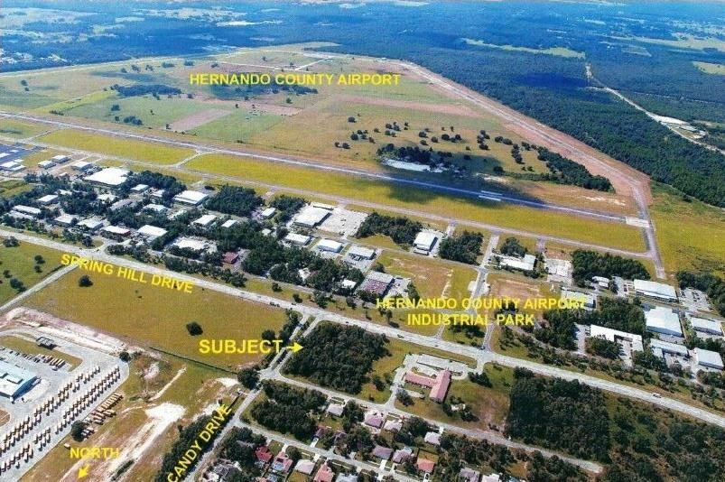 Commercial Land for Sale at 15479 Spring Hill Drive 15479 Spring Hill Drive Spring Hill, Florida 34609 United States