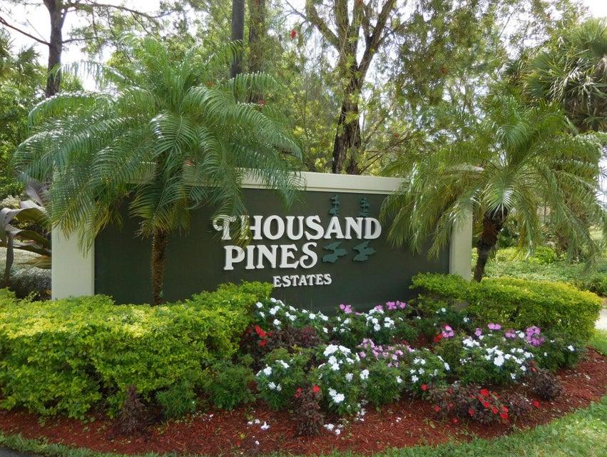 8743 Thousand Pines Drive