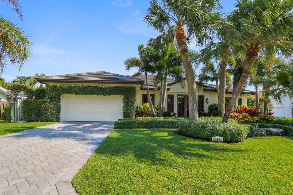 New Home for sale at 58 Colony Road in Jupiter Inlet Colony