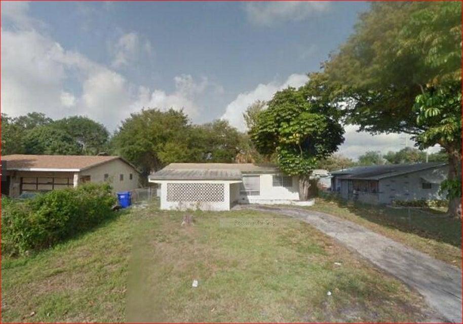 Home for sale in Sunshine Park Estates Hollywood Florida
