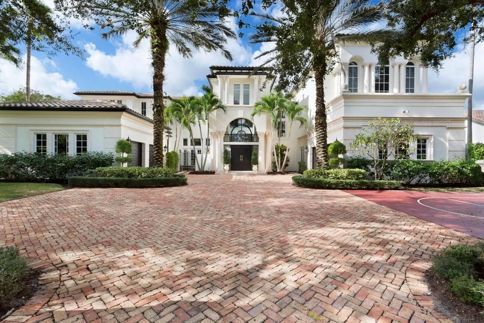Single Family Home for Sale at 5251 Princeton Way 5251 Princeton Way Boca Raton, Florida 33496 United States
