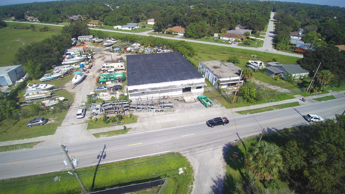 Commercial / Industrial for Sale at 920 Angle Road 920 Angle Road Fort Pierce, Florida 34950 United States