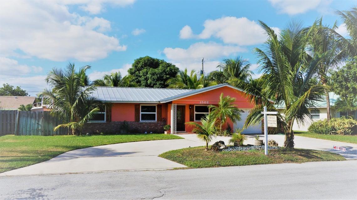 1502 NW 4th Avenue, Delray Beach, FL 33444