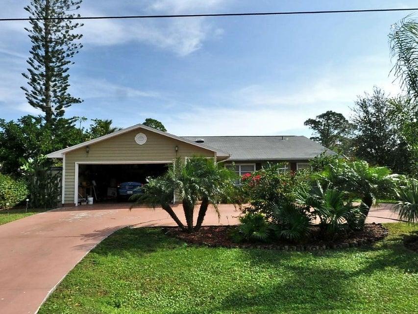 Home for sale in INDIAN RIVER ESTATES UNIT 9 Fort Pierce Florida