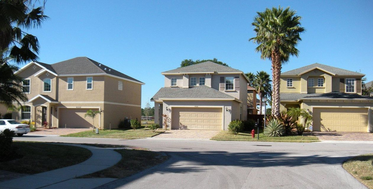new home for sale at 9326 treasure coast street in fort pierce